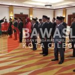 Pelantikan dan Pengambilan Sumpah/Jabatan Anggota Panwas Kecamatan Se-Kota Cilegon