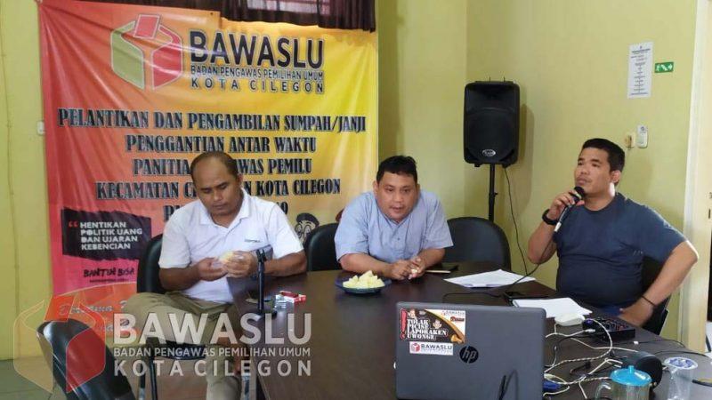 Panwas Kecamatan dan Panwas Kelurahan Sementara di Non-Aktifkan